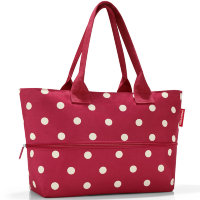 Сумка shopper e1 ruby dots