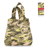 Сумка складная mini maxi shopper camouflage