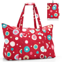 Сумка складная mini maxi travelbag funky dots 2
