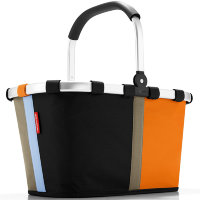 Корзина carrybag patchwork pumpkin