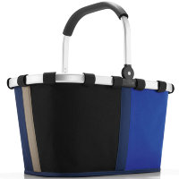 Корзина carrybag patchwork royal blue