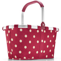Корзина carrybag ruby dots